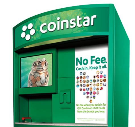 coinstar image mag - Coinstar Exchange Gift Card Fee