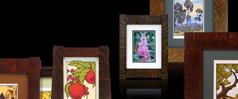Handcrafted Framing - wood frames handcrafted to last a lifetime