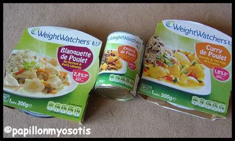 plat cuisiné weight watcher test produits plat cuisine weight watchers gamme bio