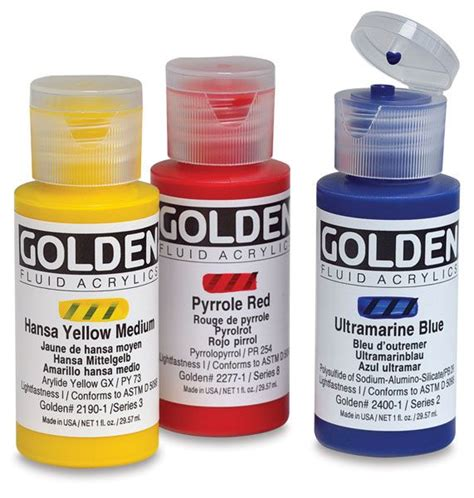 17 best images about golden artist colors on acrylics acrylic paint set and studios