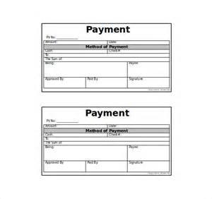 Petty Voucher Template Word by Voucher Template 9 Free Word Psd Eps Documents