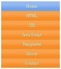 html vertical menu bar template css vertical menus tutorials menu 5 tips and tricks