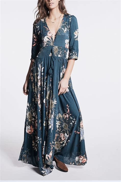 jaase indiana maxi floral from queensland by white
