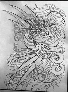oriental tattoo concept pin by phạm ngọc on phụng ho 224 ng pinterest