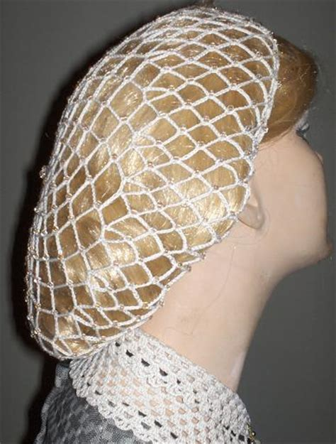 pattern for snood hair net hats bonnets beaded snoods snoods and hairnets