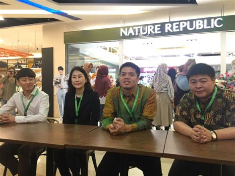 Harga Nature Republic Di Gandaria City nature republic buka store di kota kasablanka janjikan