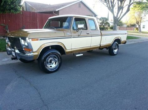 ford ranger bed for sale buy used 1979 ford ranger f 250 4x4 super cab long bed