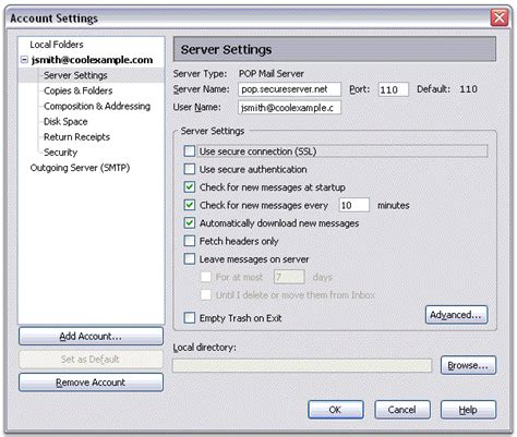 configure xp to send email i m a newer user running windows xp i have recently not