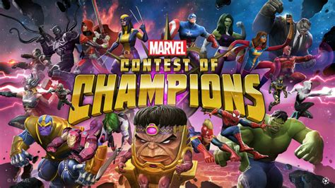 Marvel Contest of Champions: Fight. Win. Repeat. (review