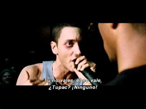 film su eminem 8 mile eminem vs papa doc batalla final hd subtitulado