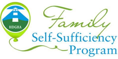 section 8 family self sufficiency program hdgha family self sufficiency program
