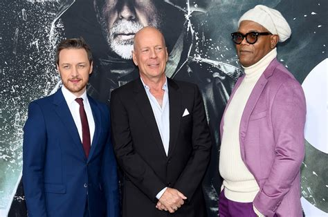 james mcavoy bruce willis james mcavoy and bruce willis basically turn things over