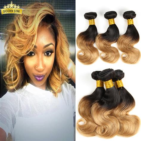 best selling hair extensions best selling 7a human hair weave ombre hair