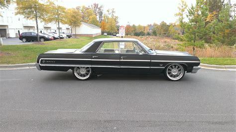 chevrolet 4 door 1964 chevrolet impala 4 door hardtop v 8 350 classic