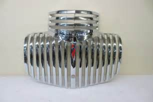 1946 chevy truck pickup original oem chrome grill grille trim show
