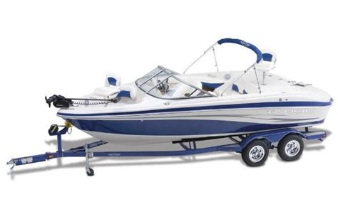 bass pro garland boat center tahoe q7 sf w 4 3l 190hp v 6 and trailer fish and ski new