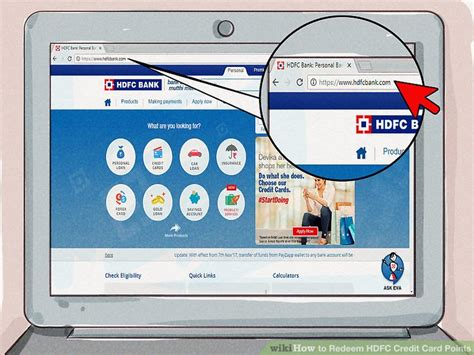 Hdfc Credit Card Redeem Points Gifts List - 3 ways to redeem hdfc credit card points wikihow