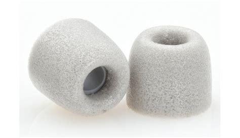 Memory Foam Comply S400 Original Premium Soft Eartips Earphone Iem comply foam premium earphone tips isolation t 500 platinum 3 pairs medium wantitall