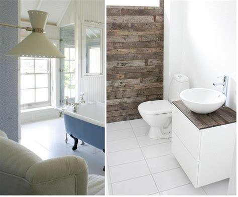 ideas  renovar las paredes del bano sin obras bricolaje