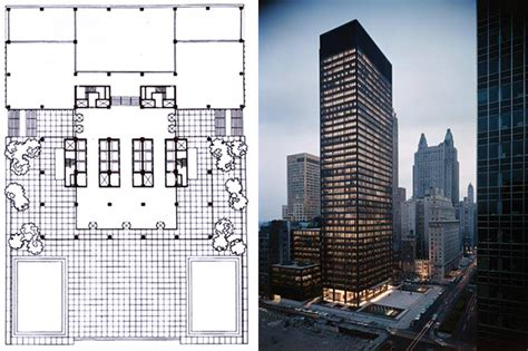 How To Make A House Plan the iconic seagram building to design llc