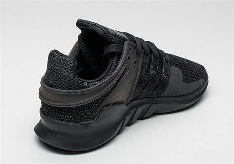 Adidas Consortium Eqt Support Adv X Undptd Black White adidas eqt support adv black