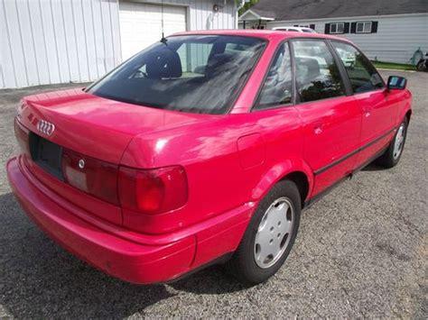 1993 audi 90 s find used 1993 audi 90 s stick shift clean garage