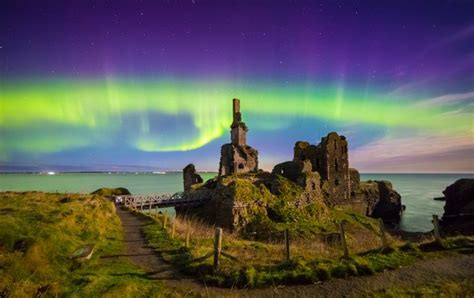 can you see the northern lights in scotland where can i see the northern lights in scotland tonight