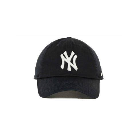 nike s new york yankees stadium cap in blue navy