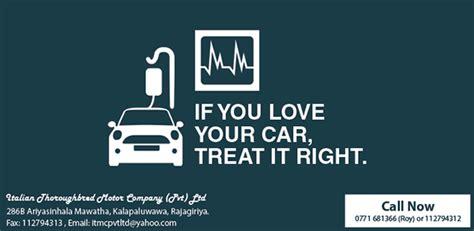 car service ad alfa romeo ad caign sri lanka on behance
