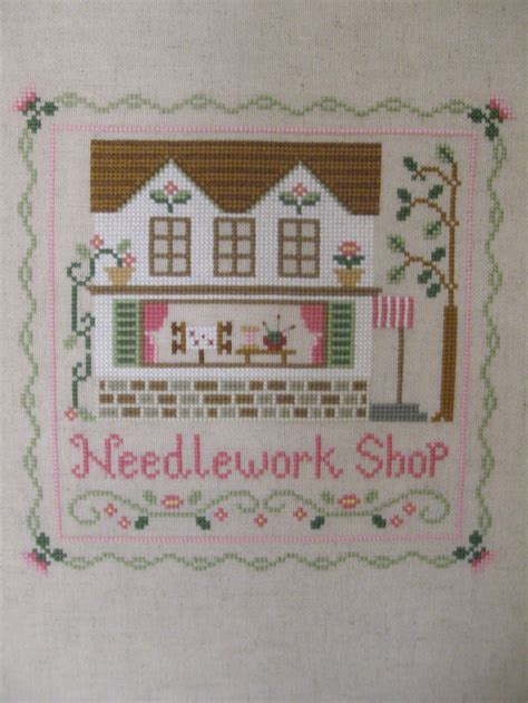 country cottage cross stitch 57 best images about cross stitch country cottage