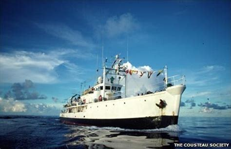 schip jacques cousteau jacques cousteau s ship calypso is to be relaunched