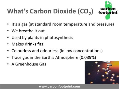 Is Carbon A Gas At Room Temperature by Quot Carbon Footprinting Quot By Buckley Carbon Footprint Ltd