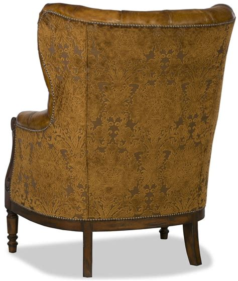 tufted leather armchair gorgeous lush leather armchair with tufted details