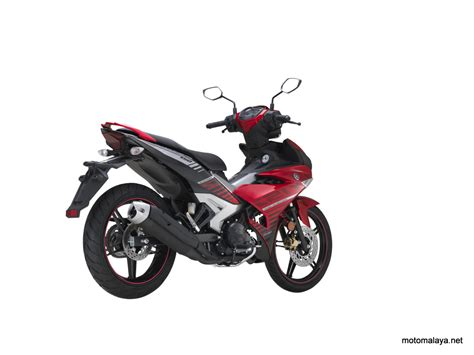 Limited Edition A 001 Kemben 2015 yamaha y15zr red merah 001 motomalaya