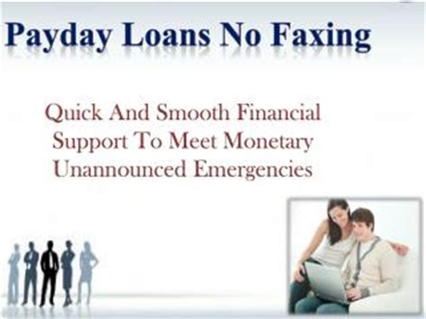 Payday Loans No Id Required by Ppt Loans Smart Resources To The Unforeseen Fiscal Condition Powerpoint