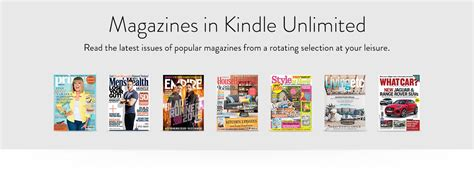 amazon unlimited kindle unlimited sign up
