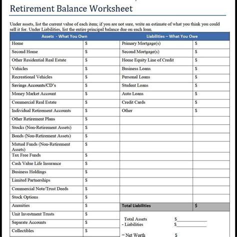 Worksheet Life Planning Worksheet Grass Fedjp Worksheet Study Site Retirement Calculator Spreadsheet Template
