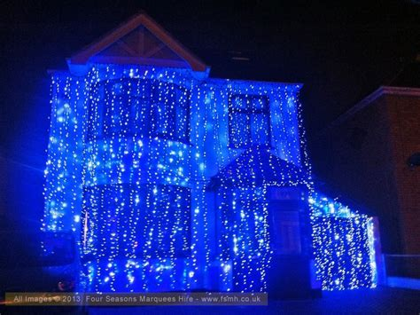 Led House Lighting Weddings Corporate Events Four Images Of Lights