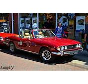 Triumph Stag  A Beautiful At The 8th