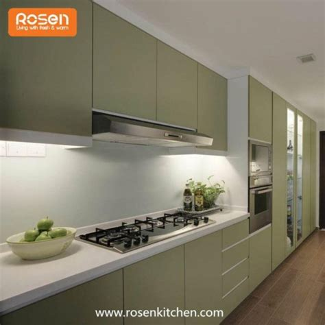 flat packed kitchen cabinets ringlingartsfestival org modern green color best spray hand painted flat pack