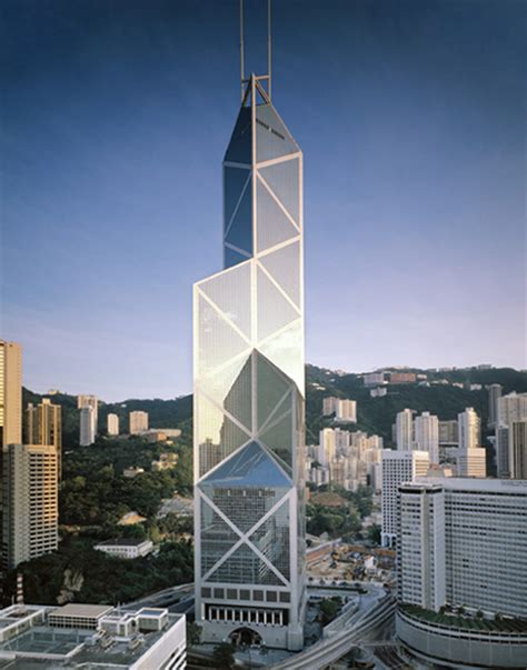bank of china bank of china tower hong kong china 1985 1990 jos 233