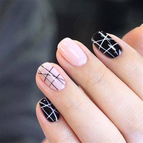 geometric pattern nails nails nail art unhas geom 233 tricas nail design