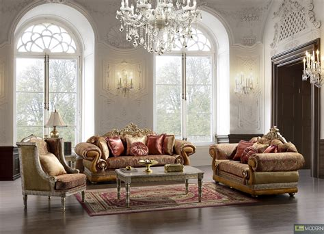 traditional sofa set formal living room furniture mchd1851