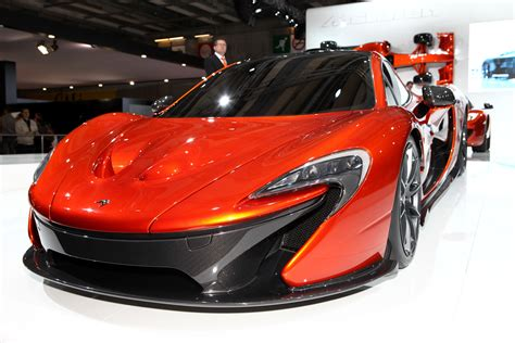 the history of mclaren from race cars to road cars