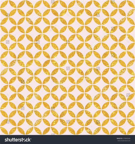 gold quatrefoil wallpaper pink gold glitter quatrefoil pattern seamless stock