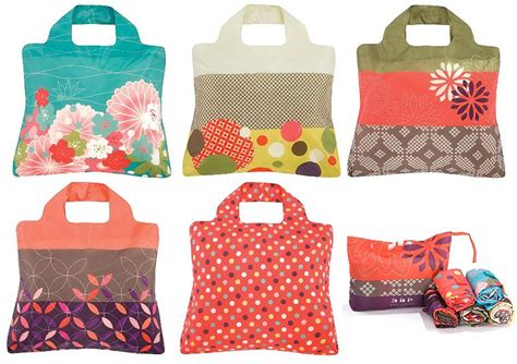 Envirosax Origami - giveaway friday envirosax reusable grocery bags closed