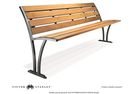 victor stanley benches freesia victor stanley site furniture