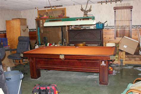 how to disassemble a pool table how to make a 1000 pound billiard table disappear dk