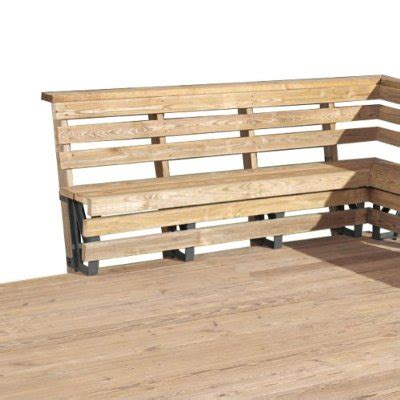 bench seat brackets deck bench brackets quotes