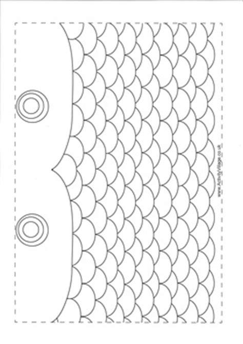 pattern for japanese fish kite image gallery koinobori template
